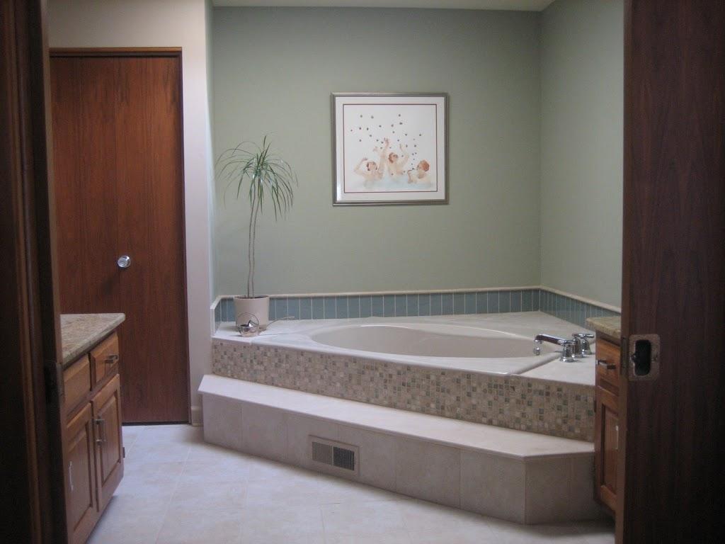 Tile: Tile Jacuzzi Tub Surround